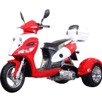 Brand New 150cc Argalis Air Cooled 4 Stroke Trike Moped Scooter