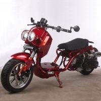 Brand New PMZ50-21 Generation IV 50cc Maddog Moped Scooter