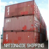 High Quality 20' Used Cargo Shipping Storage Container