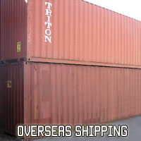 40' Used Cargo Shipping Storage Container