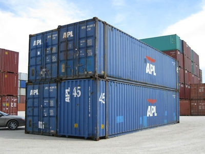 45 Used Cargo Shipping Storage Container