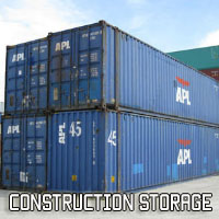45' Used Cargo Shipping Storage Container