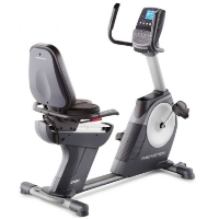 Refurbished Freemotion 350R Recumbent Bike Like New Not Used