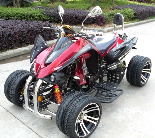 250cc four wheeler atv 4 speed manual with reverse racing atv jea