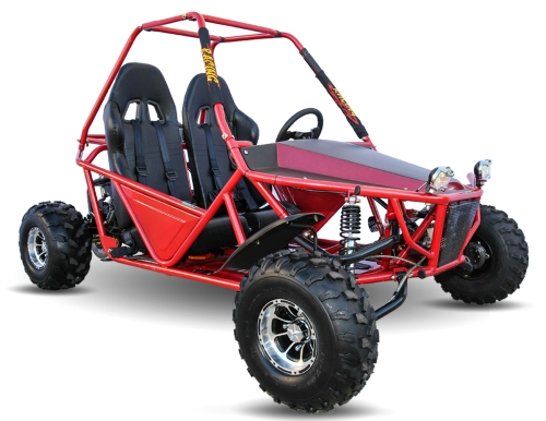200cc Go Kart Automatic With Reverse - KD 200GKM on