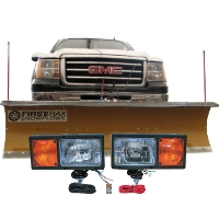 Light Kit For ALL First Trax Snow Plows - Fits All Models