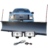 Light Kit For ALL k2 Snow plows - Fits ALL Models