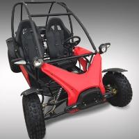 Kandi 200cc 2-Seat Off-Road Gas Go Kart - KD-200GKJ-2