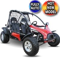 Kandi 200cc Go Kart 2-Seat Off-Road Gas Go Kart - KD 200GKJ+