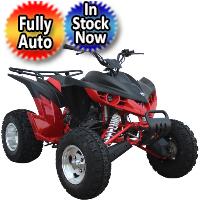 200cc ATV 4 Stroke Single Cylinder Liquid Cooled ATV