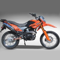 229cc Enduro Dirt Bike 5 Speed Manual w/ Electric/Kick Start - Nduro Bike 18C
