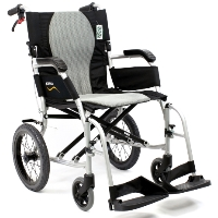 Wheelchair High Quality Karman Ultralight Weight Wheelchair - ERGO FLIGHT-TP 18 lbs