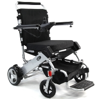 Karman Tranzit Go Foldable Electric Power Wheelchair Mobility Scooter