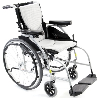 Wheelchair High Quality Karman Ultralight Weight Wheelchair - S-ERGO-106 – 27 lbs