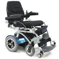 Karman Electric Power Sit/Stand Up Wheelchair Mobility Scooter - XO-202