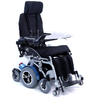 Karman Electric Power Sit/Stand Up Wheelchair Mobility Scooter - XO-505