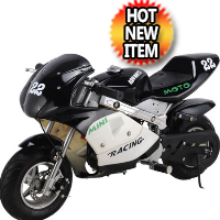 Pocket Bike 40cc Mini Motorcycle Pocket Bike   LY40MT 3 ...
