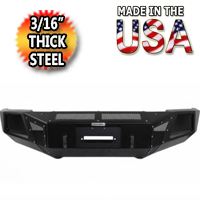 Go Rhino Front Replacement Bumper - BR5