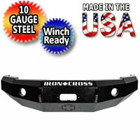 Iron Cross HD Base Front Bumper - IRO20