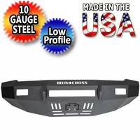 Iron Cross Low Profile Front Bumper - IRO40