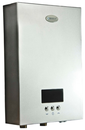 24kw electric whole house tankless water heater w smart for Whole house electric heat