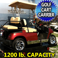 1200LB Golf Cart UTV Carrier