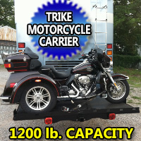 1200LB Trike Motorcycle Scooter Carrier