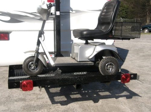 750lb personal mobility scooter carrier manual hydraulic lift rh saferwholesale com invacare mobility scooter manual mobility scooter manual pdf