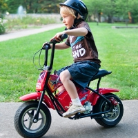 Refurbished Electric Micro Mini Bike