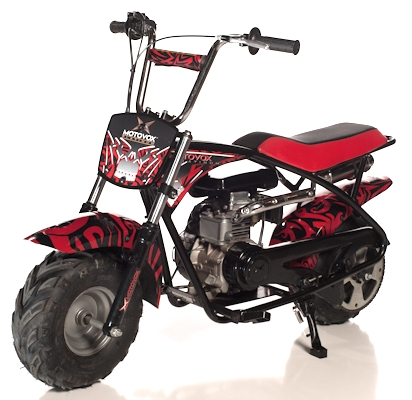 79cc 4 Stroke High Performance Mini Bike