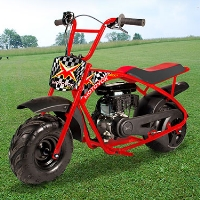 79cc MBX12 Automatic Mini Bike