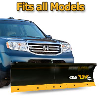 Meyer Home Plow Basic Manual Lift Snowplow - Fits All Models