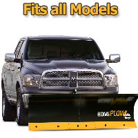 Meyer Home Plow Basic Electric Lift Snowplow - Fits All Models