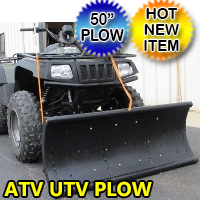 "50"" ATV UTV Snow Plow Snow Pusher- NAP-Q301"