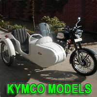 EuEuro Side Car Scooter Sidecar Kit