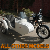 Euro Side Car Scooter Sidecar Kit