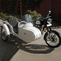 Bemer Side Car Motorcycle Sidecar Kit - Fits All Models