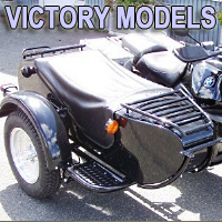 M72D Single Side Car Motorcycle Sidecar Kit
