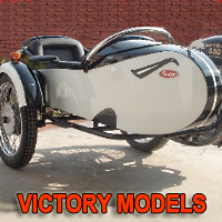 Retro Side Car Motorcycle Sidecar Kit