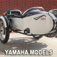 Retro Side Car Motorcycle Sidecar Kit