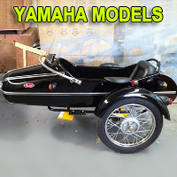 Rocket Side Car Motorcycle Sidecar Kit