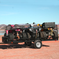 Sportstar III Multi-Use Utility Trailer