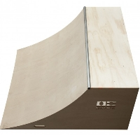 6 Foot Wide Quarter Pipe Ramp