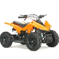 49cc 2-Stroke Mini Pocket ATV w/ Electric Start