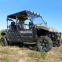 ODES 2013 800cc 4 Door Dominator Utility Vehicle UTV