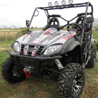 2013 800cc Pro Edition Dominator Utility Vehicle UTV