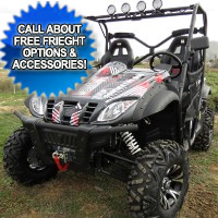 2014 800cc Pro Edition Dominator Utility Vehicle UTV