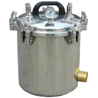 Brand New 12L Autoclave Portable Steam Sterilizer