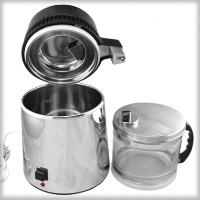 Brand New Stainless Steel Water Distiller w/ Glass Collection Jar