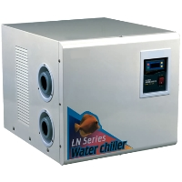 1HP Aquarium Fish Tank / Lab / Hydroponic Water Chiller Cooling System